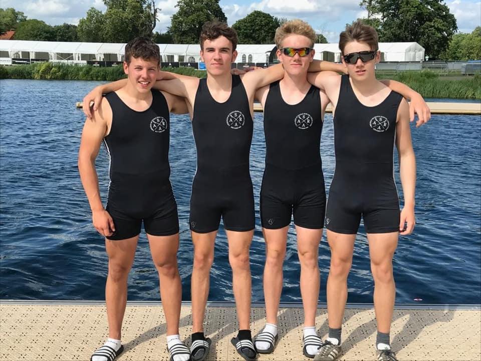 GB J16 Team Trials